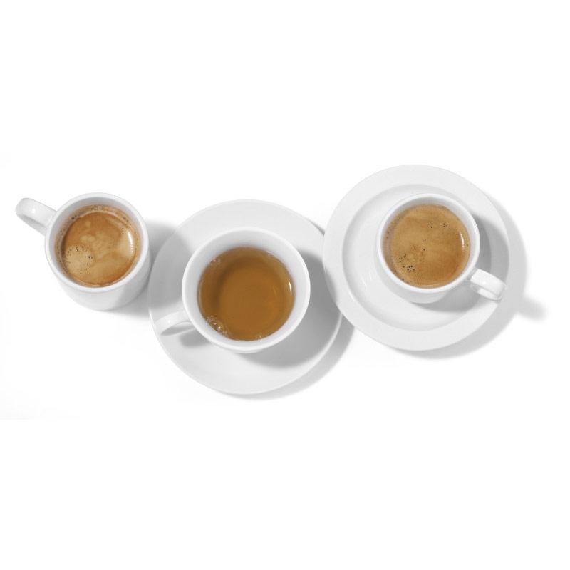 tasse mit untertasse elegant 250 ml schnell g nstig. Black Bedroom Furniture Sets. Home Design Ideas