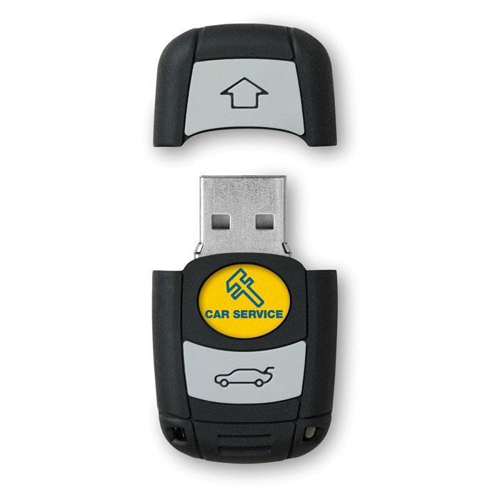 Abbildung von 100 St. USB Sticks bedrucken USB Stick in 3D Sonderanfertigung 8 GB