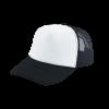 Trucker Cap | Schnell ab 25 Stück | 202130S schwarz/weiß