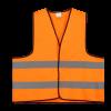 Warnwesten | EN471 | | M, XL | 204710 orange fluoreszierend