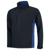 Softshell Jacke Bi-ColorTJ2000 | 97TJ2000 navy/royal blau
