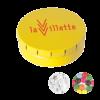 Minis in Dose | 12g | Mint oder Schoko | 72501120 gelb
