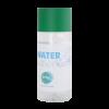 Runde Wasserflasche | Chap'leau | 330 ml  | 72510032 Schwarz