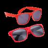 Matte Sonnenbrille   Budget   83791927 rot