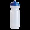 Trinkflasche mit farbigem Deckel | 0,575 l | 8797851 blau
