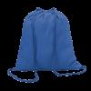 Baumwoll Rucksäcke | 100 g/m2 | Farbig | 8798484 blau