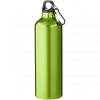 Trinkflasche mit Karabiner | 0,77 l | 92100297 grün