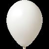 Reklameluftballon | 33 cm | 9485951 weiß