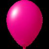 Luftballon | Ø 33 cm | Kleinauflage | 9485951s magenta