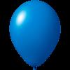 Luftballon | Ø 33 cm | Kleinauflage | 9485951s mittel blau