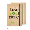 Notebook | Recyclingmaterial | A5 | Liniert