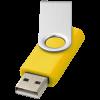 Rotate USB stick bedrucken 2GB schnel | DEmaxs038 gelb
