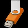 Rotate USB stick bedrucken 2GB schnel | DEmaxs038 orange
