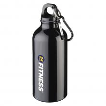 Trinkflasche Max - 400 ml   Aluminium   Karabiner   92100002
