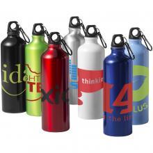 Trinkflasche | 770 ml | Karabiner | Viele Farben
