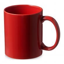 Santos Becher - 350 ml | Keramik | inkl. Box | Schnell  | 92100378 Rot