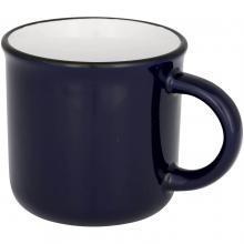Keramiktasse   Emaille-Look   310 ml   92100542 Blau