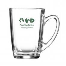 Tee/Kaffeeglas | Gehärtets Glas | 22 cl