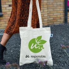Bio Baumwolltasche Lima - Beige   150 g/m²   Günstig   Fairtrade & GOTS   1091920