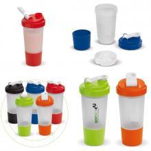 Shaker | Inkl. Zusatzfach | 500 ml