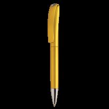 Kugelschreiber Ines Solid   Kunststoff   Vollfarbe   Schnell   Max131 Gold