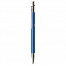 Metallkugelschreiber Tiko | Gravur & Vollfarbe | max039 Blau