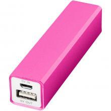 Aluminium Powerbank | 2200 mAh | max029 Pink