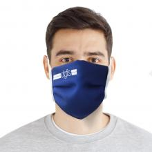 Gesichtsmaske | Polyester| 1-lagig | Made in EU | Full colour | Budget | 124001