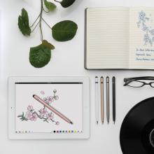 Touchpen Metallkugelschreiber Athos | Hochwertig | 8861094x