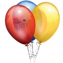 Luftballon | Transparent & schnell | 14a100chr