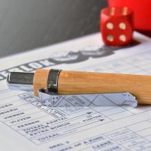 Öko-Kugelschreiber Gronk | Bambus  | max047