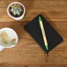 Kugelschreiber Bio | Karton | Vollfarbe | max133
