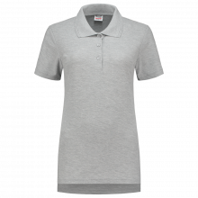 Poloshirt Damen   Fitted   Tricorp Workwear   97PPFT180 Grau
