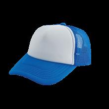 Trucker Cap | Schnell ab 25 Stück | 202130S Cyan/Weiß