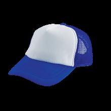 Trucker Cap | Schnell ab 25 Stück | 202130S Kobaltblau / Weiß