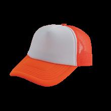 Trucker Cap | Schnell ab 25 Stück | 202130S Orange/Weiß