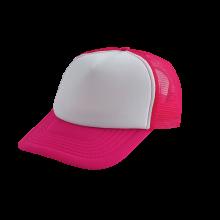 Trucker Cap | Schnell ab 25 Stück | 202130S Pink/Weiß