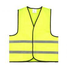 Kindersicherheitsweste Polyester | 204715 Gelb