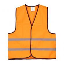 Kindersicherheitsweste Polyester | 204715 Orange