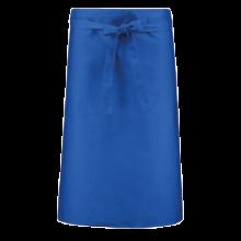 Arbeitsschürze | Polyester-Baumwolle | 205210vk Blau