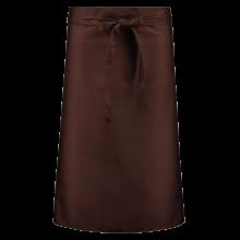 Arbeitsschürze | Polyester-Baumwolle | 205210vk Braun