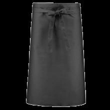 Arbeitsschürze | Polyester-Baumwolle | 205210vk Dunkelgrau
