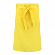 Arbeitsschürze | Polyester-Baumwolle | 205210vk Gelb