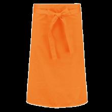Arbeitsschürze | Polyester-Baumwolle | 205210vk Orange