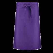 Arbeitsschürze | Polyester-Baumwolle | 205210vk Violett