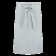 Arbeitsschürze | Polyester-Baumwolle | 205210vk Grau