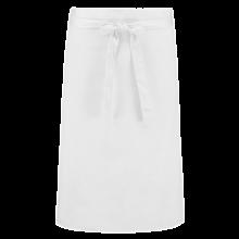 Arbeitsschürze | Polyester-Baumwolle | 205210vk Weiß