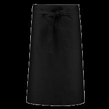 Arbeitsschürze | Polyester-Baumwolle | 205210vk Schwarz