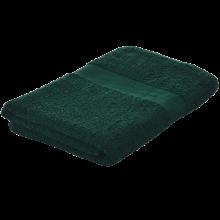 Badetuch | 140x70 cm | 450 g | Stick | 209100 Dunkel Grün