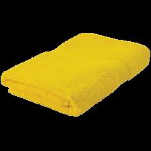 Badetuch | 140x70 cm | 450 g | Stick | 209100 Gelb